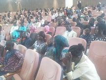 La génération ABCD organise le talent forum sur la précarité de l'emploi au Tchad 1