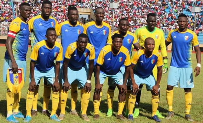Le Tchad se qualifie en phase de poule de la Can 2021 en battant le Libéria 1