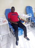 Un don de sang pour sauver les Tchadiens 1
