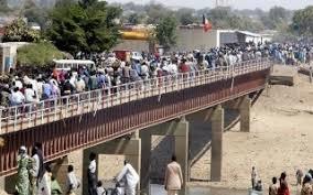 A Nguéli,  la frontière Tchad-Cameroun ferme par intermittence 1