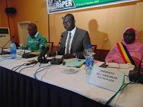 Le projet REPER officiellement lancé au Tchad 1