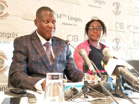 Le Tchad accueillera du 4 au 6 décembre 2019 le 34ème congrès de la Conférence internationale des Barreaux (Cib) 1