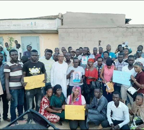 Les jeunes veulent la tête de Kabadi