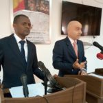 Le couple Djimet et Mariam Ibet à la police judiciaire 2