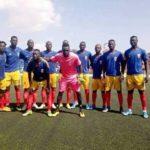 Hissein Habré s'est fracturé le bras 2