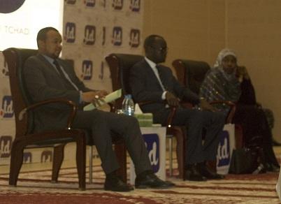 Ouverture de la 22eme session ordinaire du conseil d'administration de l'Union Africaine des télécommunications 1