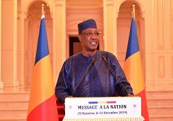La diaspora Tchadienne refuse que la COVID19devienne une manne inespérée pour un maréchal qui cherche un 6ème mandat 1