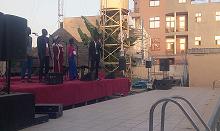 Cargo-Tchad célèbre Noël en musique