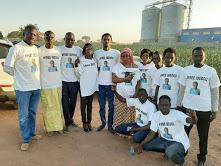Ibedou reçoit la visite du collectif ''Free Ibedou'' 1