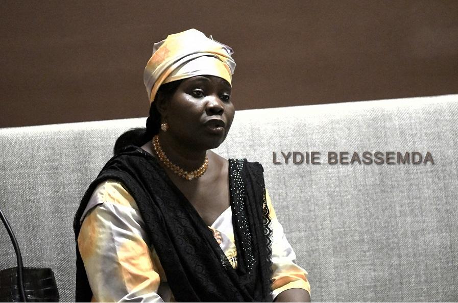 Lydie Béassemda : ''Au nom de toutes les femmes du Sahel'' ! 1