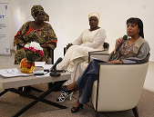 Les femmes revendiquent leur place dans le processus électoral 1