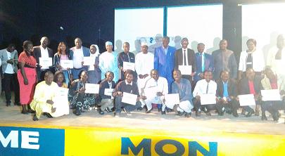 20 jeunes ont bénéficié d'un programme de stage du Csapr 1