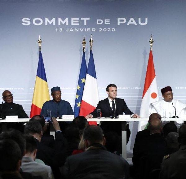 L'intégralité de la déclaration des chefs d'Etat au sommet de de Pau