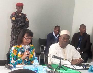 Le Pnud renforce les institutions de la chaine pénale au Tchad 1