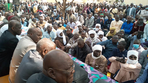 Les travailleurs tchadiens partent en grève sèche 1