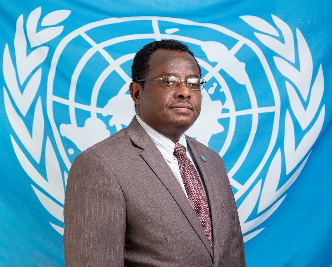 « Investir en faveur de la résilience et de la sécurité alimentaire mène à la paix » Abebe Haile-Gabriel 1