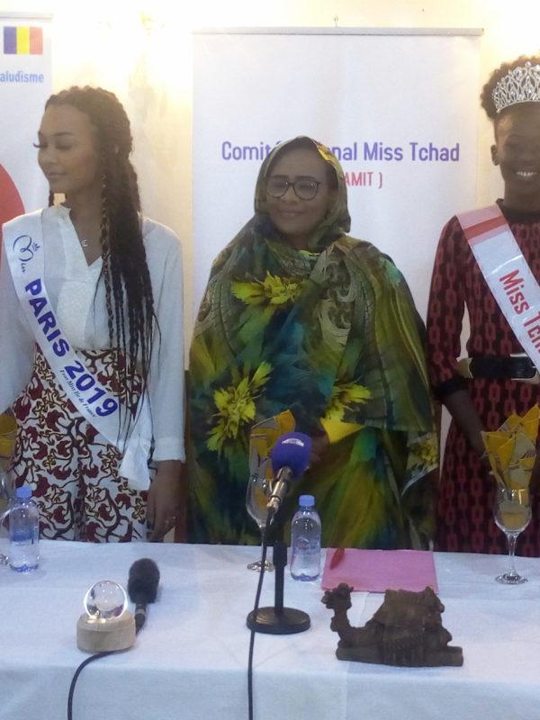 L'élection Miss Tchad 2020 prévue au 29 février prochain