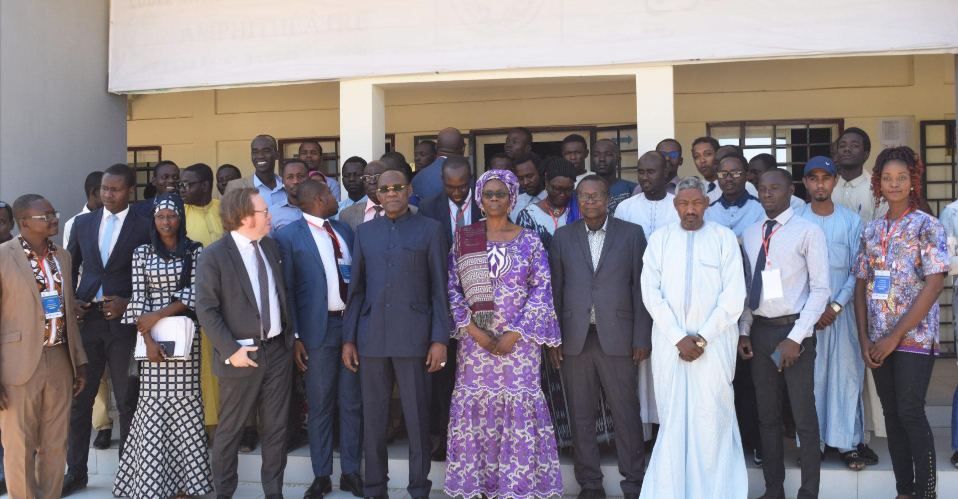 N'Djamena abritera en septembre 2020, la 12ème édition du concours « génies en herbe » Ohada 1