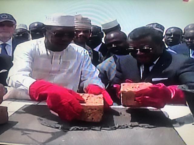 Lancement de la construction du pont Bongor-Yagoua 1