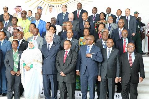 La sécurité et le développement au cœur du 33e sommet de l'UA 1