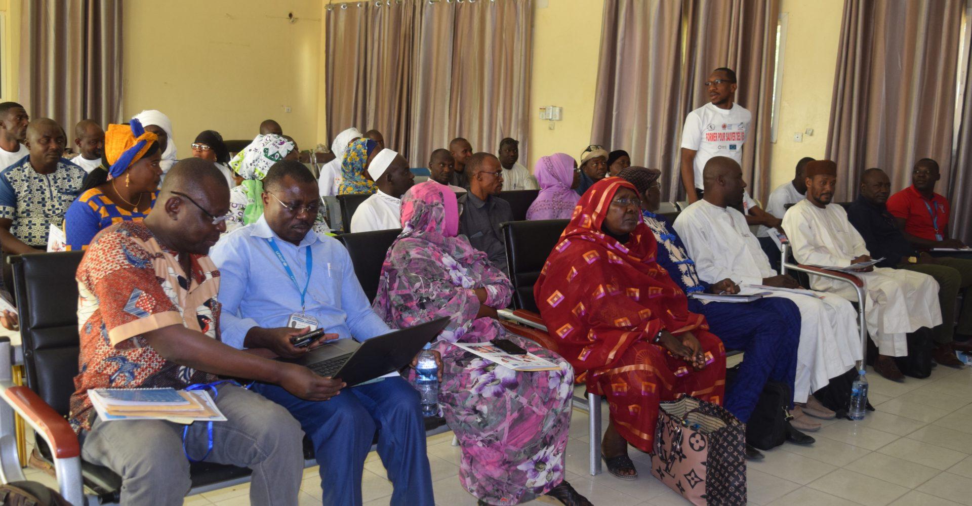 L'Unt-Ecole forme les personnels de santé sur la Pcima 1