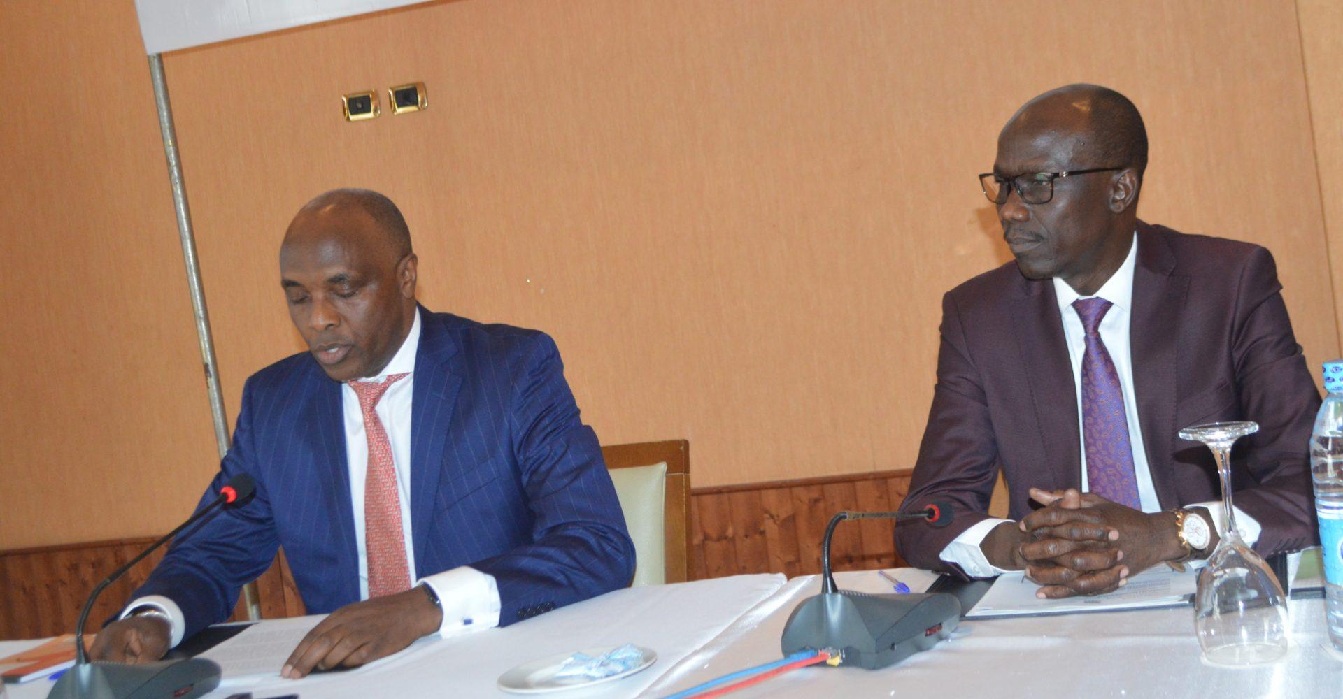 La Banque mondiale passe en revue la performance du portefeuille des projets au Tchad 1
