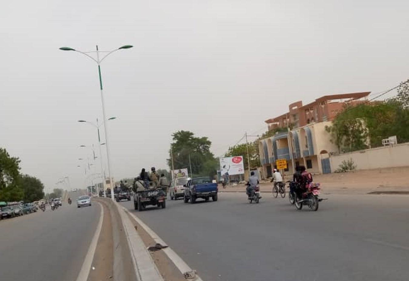Extension du Couvre-feu à Mandelia, Logone-Gana et de N'Djamena-Farah à Guitté 1