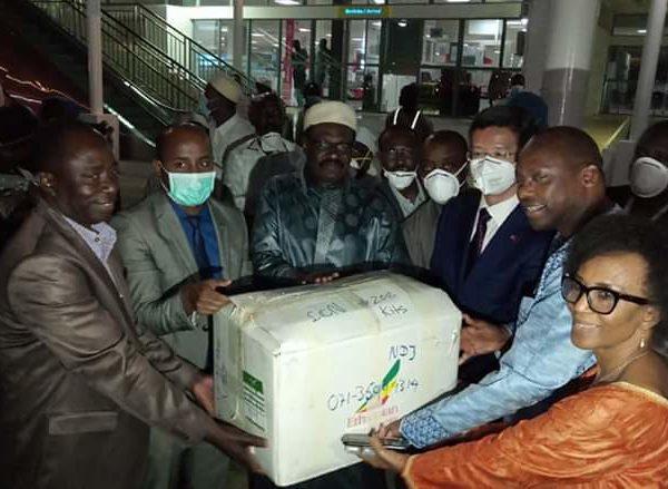 La Chine offre des kits à l'Etat tchadien