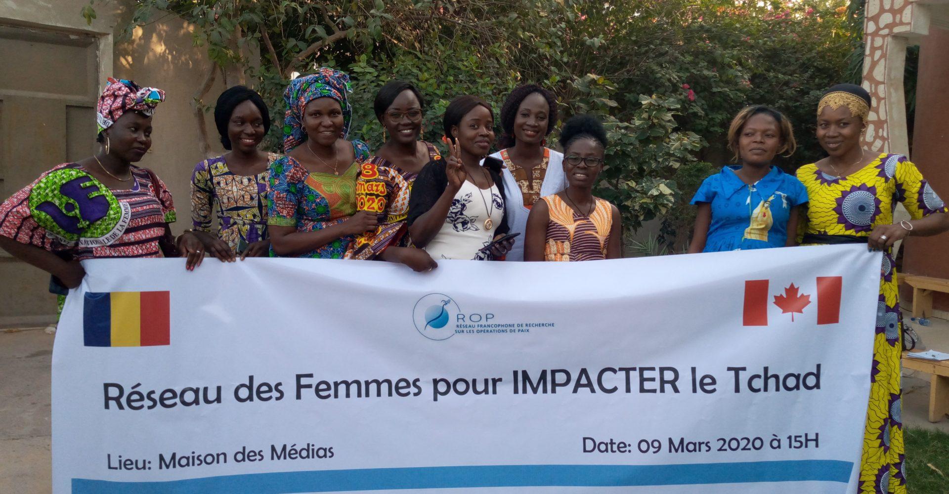 Des femmes pour un impact positif 1