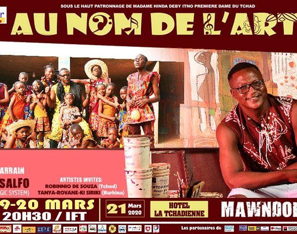 Coronavirus : les concerts de Mawndoé Célestin à l'Ift les 19 et 20 mars annulés
