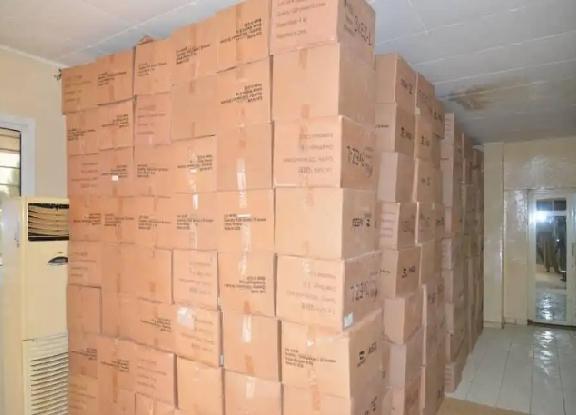 Stop coronavirus: la Fondation Grand Coeur fait un don estimé à 1,5 milliards Fcfa à l'Etat 1