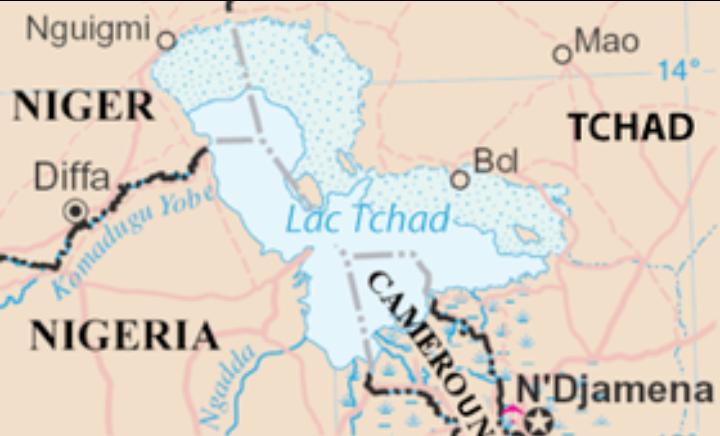 Le Lac-Tchad declaré ''zone d'opération 1