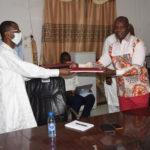 Le Tchad produira désormais des solutions Hydro alcooliques 2