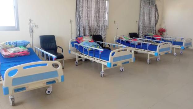 Il ne reste que 67 malades de covid19 sous traitement 1