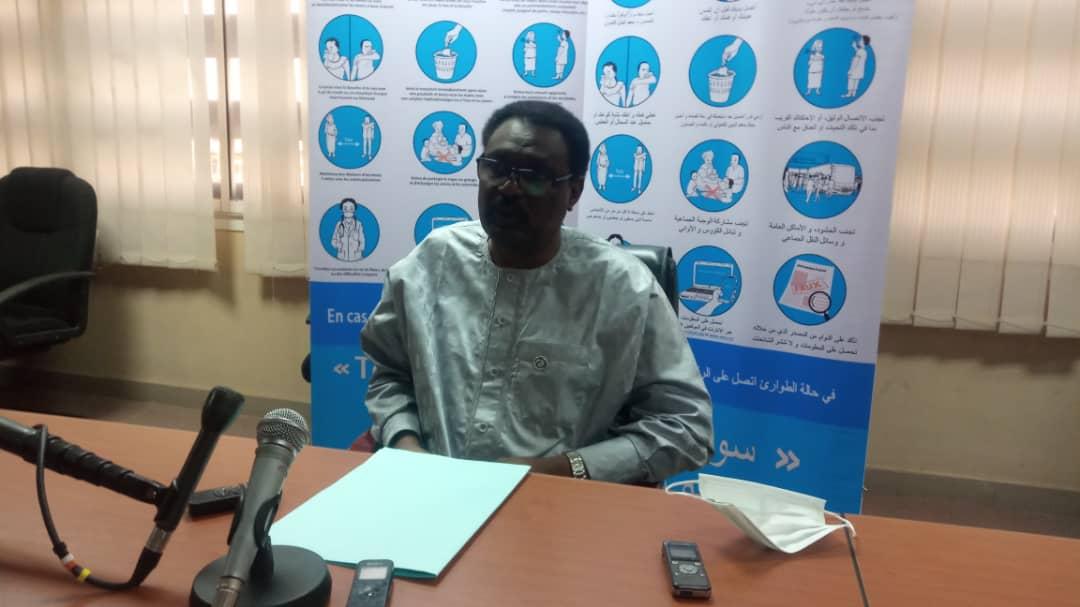 3544 personnes en quarantaine au Tchad 1