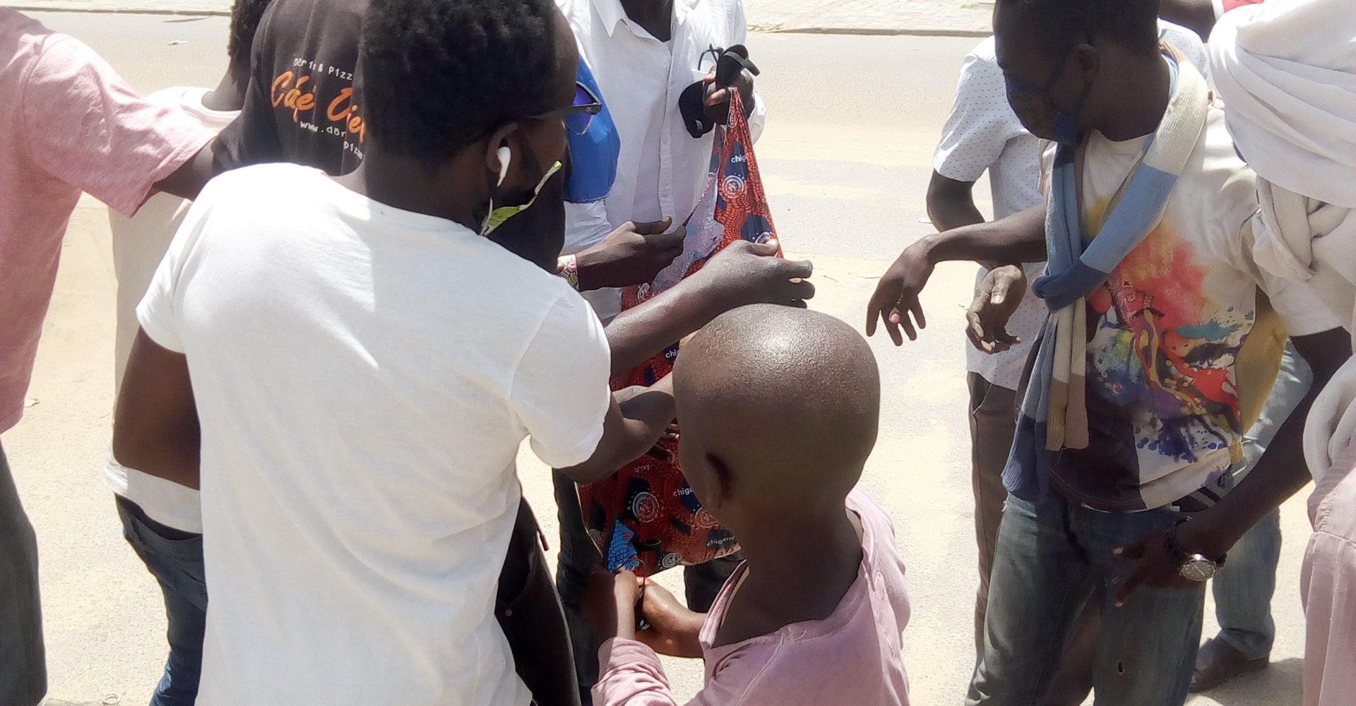Covid 19: Kaarkaasson vole au secours de la population tchadienne 1