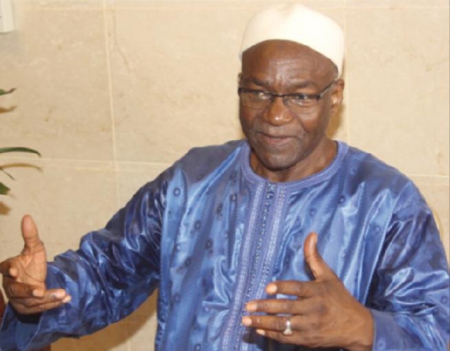 Saleh Kebzabo se paie la tête du gouvernement 1