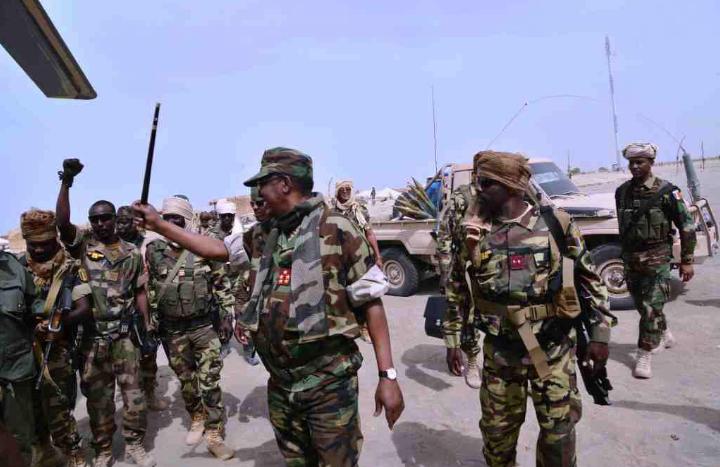 44 jihadistes de Boko-Haram retrouvés morts dans leur cellule à N'Djaména 1