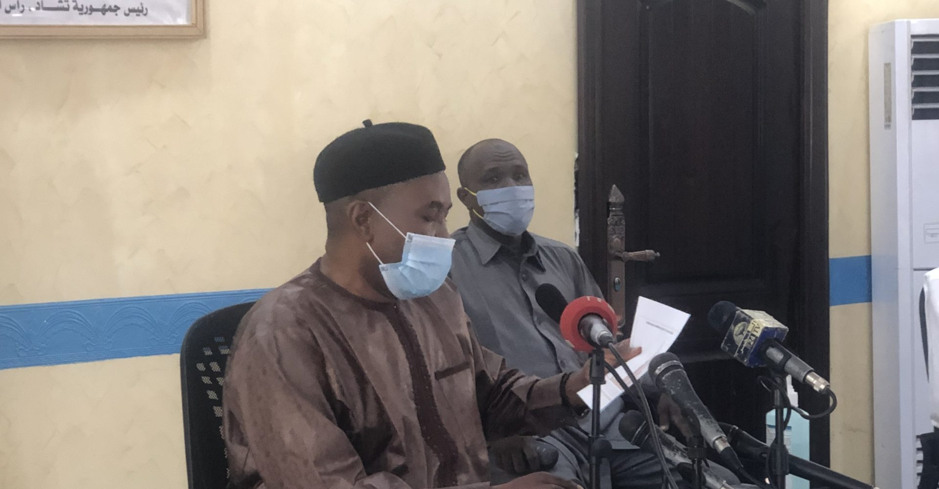 La majorité appelle le chef de l'Etat à prendre en main la lutte contre le Coronavirus 1