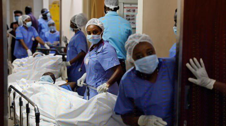 L'Afrique a franchi la barre de 100.000 contaminations 1