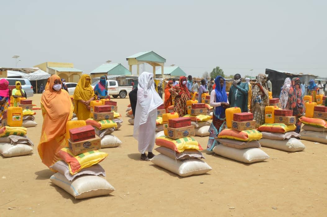 L'Onape vole au secours des réfugiés de Gaoui 1