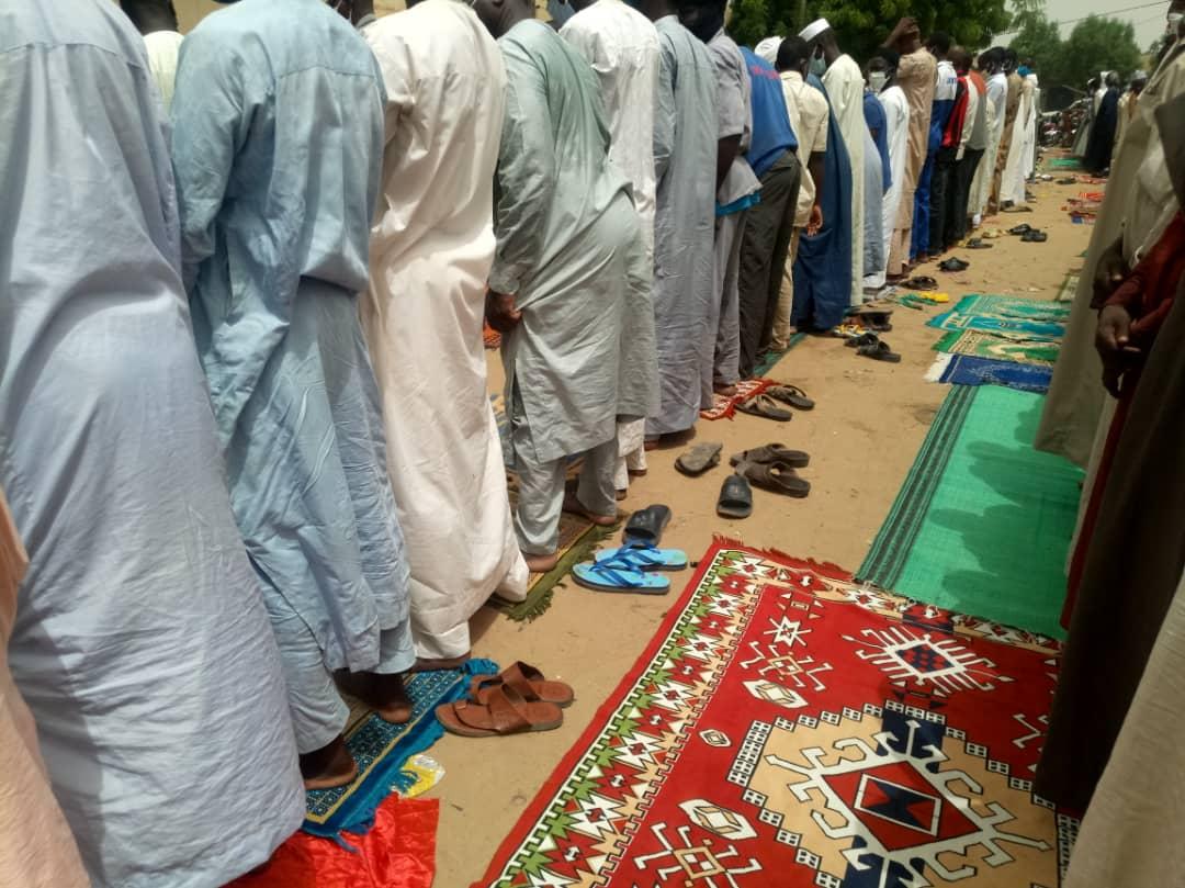 Prière du vendredi : les mesures barrières partiellement respectées 1