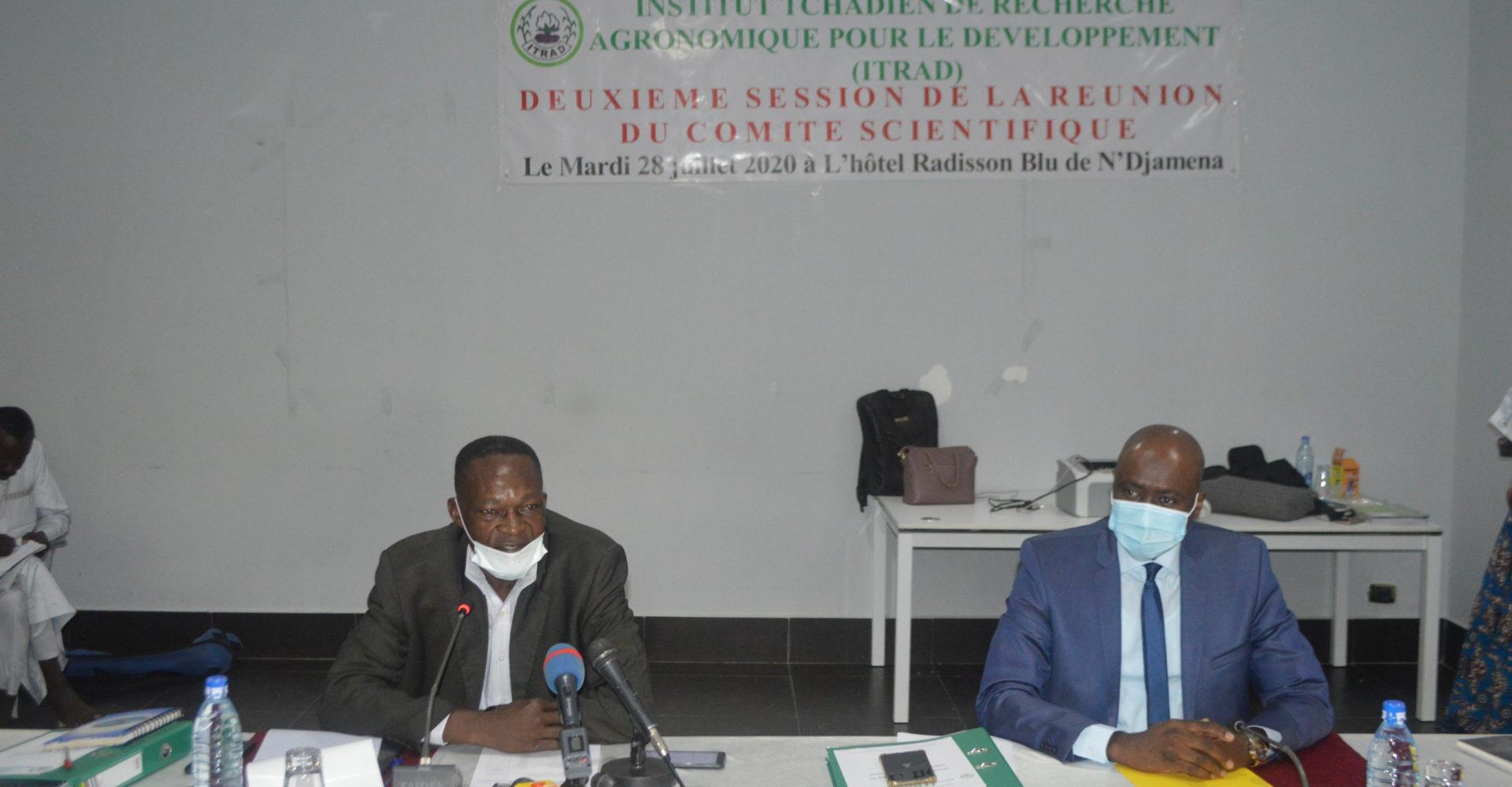 Deuxième session ordinaire du comité scientifique de l'Itrad 1