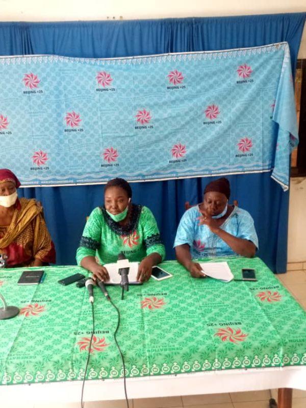 Focus international plaide pour les droits des femmes