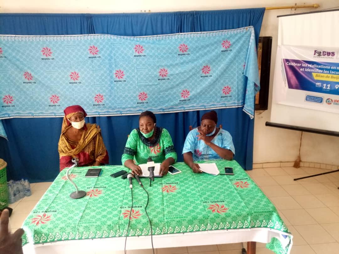 Focus international plaide pour les droits des femmes 1