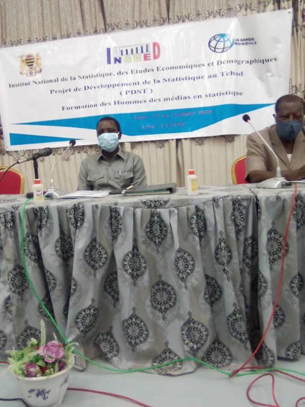 L'Inseed forme les journalistes sur l'importance des statistiques dans la planification du développement