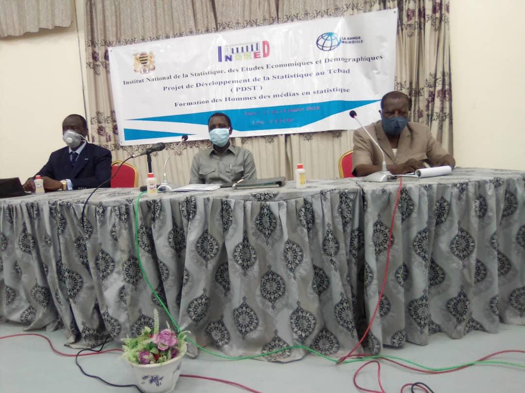 L'Inseed forme les journalistes sur l'importance des statistiques dans la planification du développement 1
