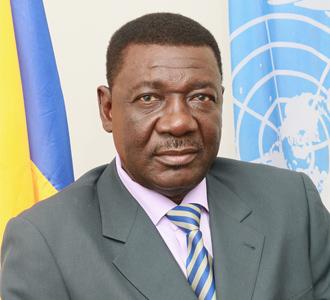 Mangaral Bante désigné commissaire paix et sécurité de la Ceeac 1
