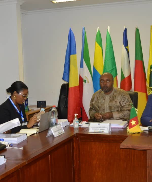 Ouverture de la 35ème session du comité inter-Etats de l'Ueac