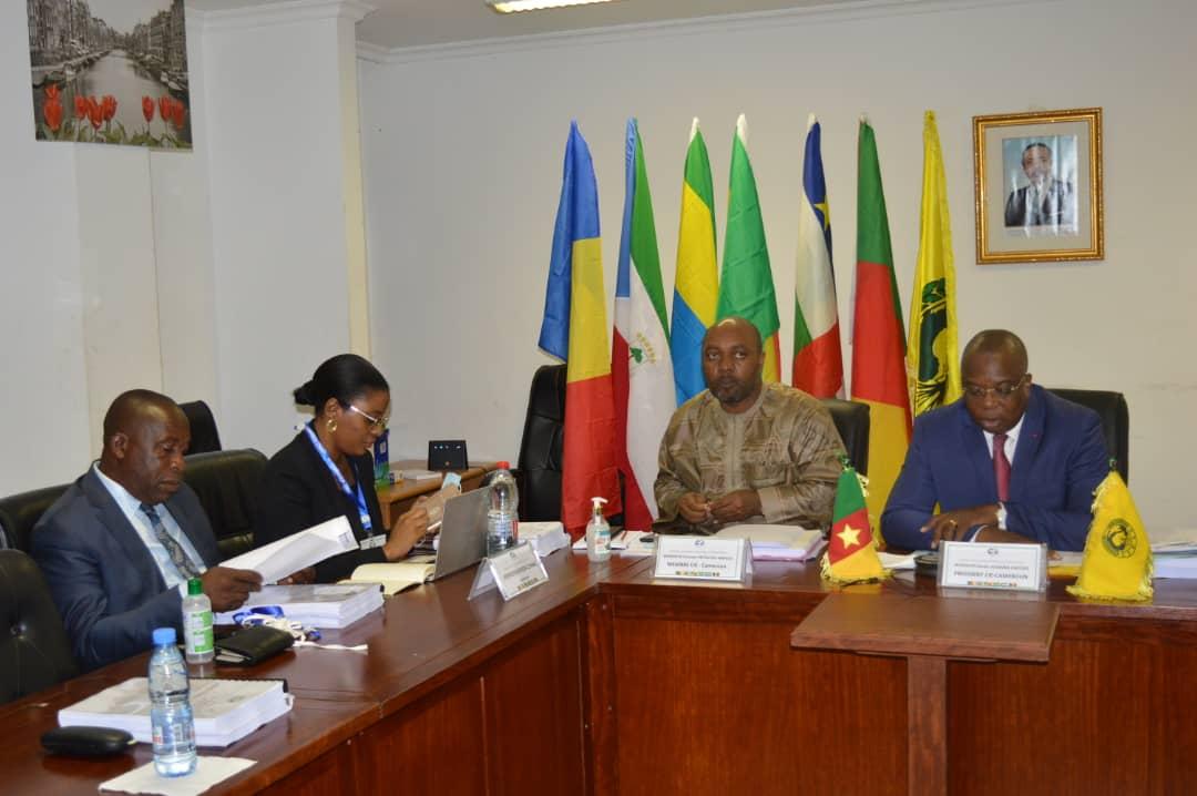 Ouverture de la 35ème session du comité inter-Etats de l'Ueac 1